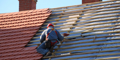 roof repairs Willersley Hill
